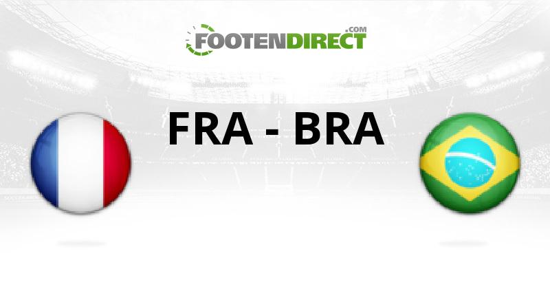 rencontre bresil vs france