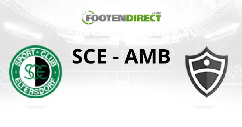 Match Sc Eltersdorf Amberg En Direct Le 23 Mars 2018 19